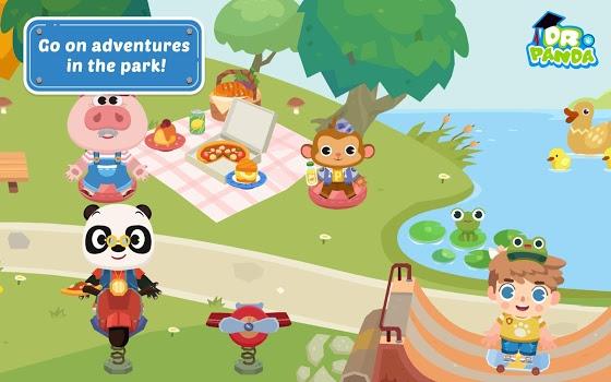 Dr. Panda Town Full v1.0.2