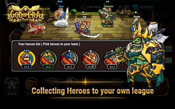 God of Era: Heroes War v0.1.5