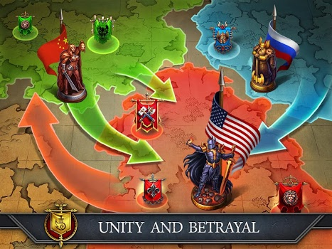 Gods and Glory: War for the Throne v2.11.1.1 + data