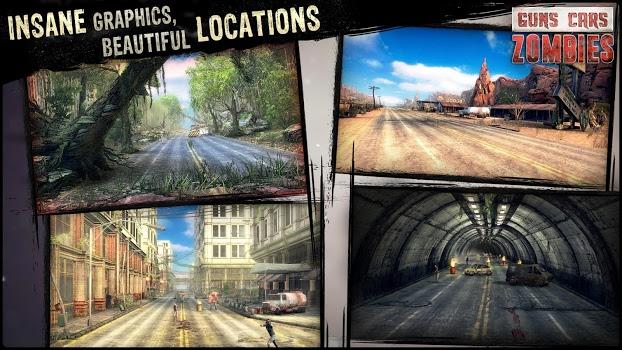 Guns, Cars, Zombies v3.2.6 + data