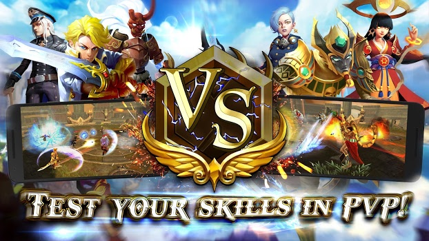Heroes of Skyrealm v1.6.5 + data