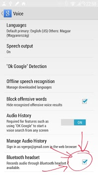 Hint2Search Bluetooth Launch v1.10