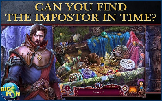 League of Light: The Gatherer – Hidden Objects v1.0 + data
