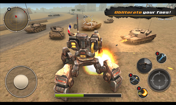 Mech Legion: Age of Robots v2.71