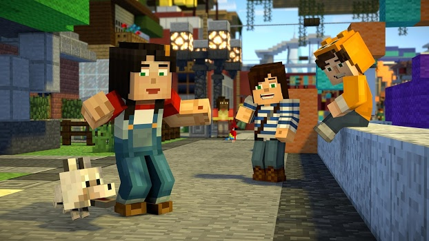 Minecraft: Story Mode – Season Two v1.01