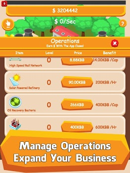 Oil Tycoon – Idle Clicker Game v2.0