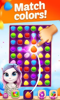Talking Angela Color Splash v1.0.4.53