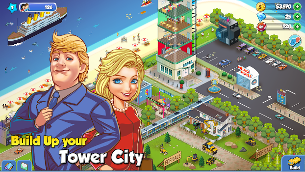 Tower Sim: Pixel Tycoon City v1.2.3
