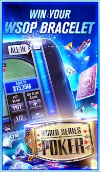World Series of Poker – Texas Hold'em Poker v2.16.0