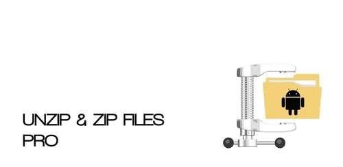 UNZIP & ZIP FILES PRO v1.3.2