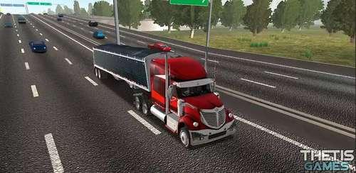 Truck Simulator Europe 2 Free v1.0.5