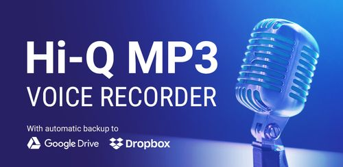 Hi-Q MP3 Voice Recorder (Pro) v2.6.2