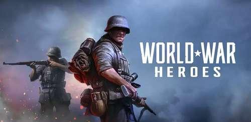 World War Heroes: WW2 Online FPS v1.7.7 + data