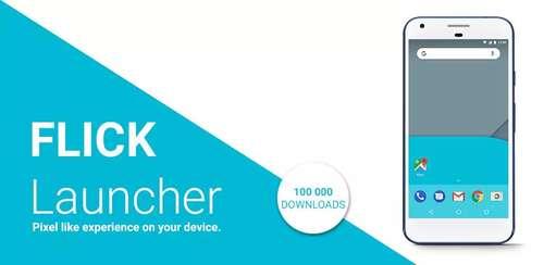 Flick Launcher v0.3.0 build 300