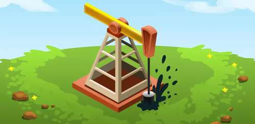 Idle Oil Tycoon: Gas Factory Simulator v4.0.9