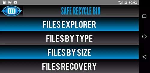 Safe Recycle Bin Pro v1.0