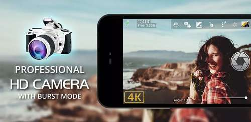 Fast Camera – HD Camera Professional v1.99R