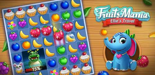 Fruits Mania : Elly's travel v1.14.3