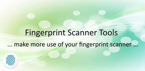 Fingerprint Scanner Tools v1.66