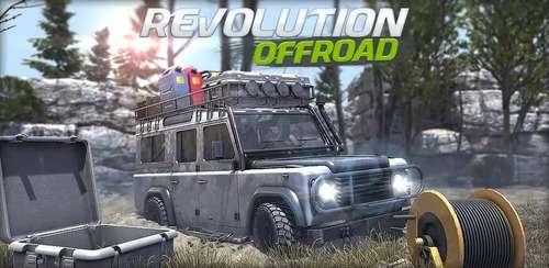 دانلود بازی ماشین سواری Revolution Offroad : Spin Simulation برای اندروید