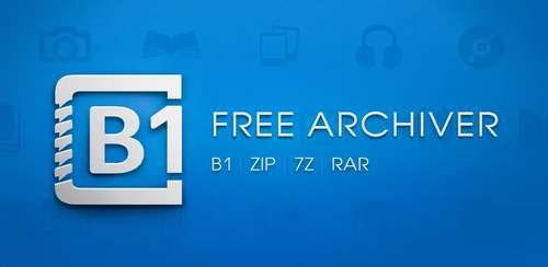 B1 File Manager and Archiver Pro v1.0.085