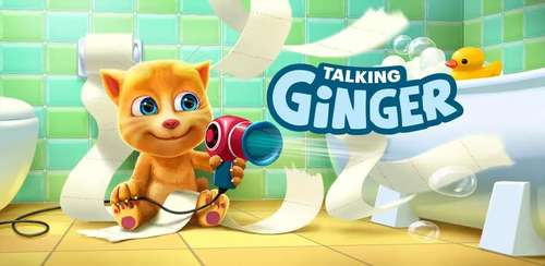 Talking Ginger v2.7.4.19