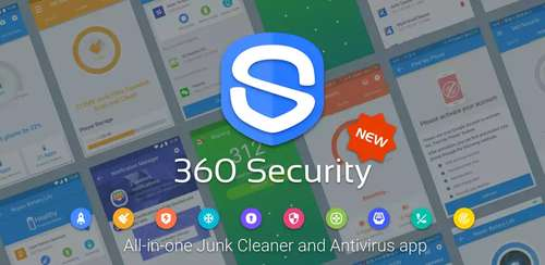 ۳۶۰ Security – Free Antivirus,Booster,Space Cleaner v4.5.7.3268