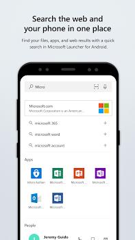 Microsoft Launcher v4.7.0.41111