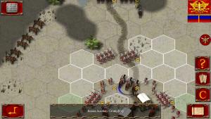 تصویر محیط Ancient Battle: Rome v2.0.0 + data