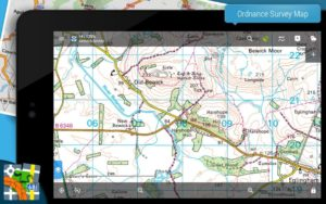 تصویر محیط Locus Map Pro – Outdoor GPS navigation and maps v3.37.0