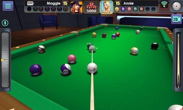 ۳D Pool Ball v2.2.0.2