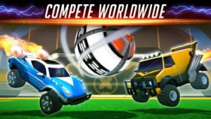 تصویر محیط Rocketball: Championship Cup v1.1.1
