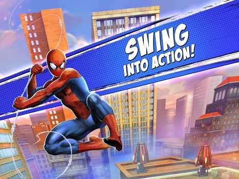 MARVEL Spider-Man Unlimited v4.6.0c