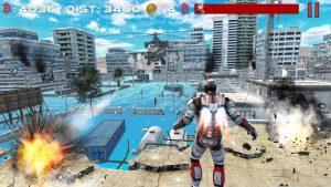 تصویر محیط Iron Avenger 2 : No Limits v1.65