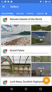 تصویر محیط Google Street View v2.0.0.278526253