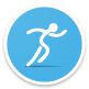 نرم افزار تناسب اندام فیت اپ FITAPP Running Walking Fitness Premium v5.4.2