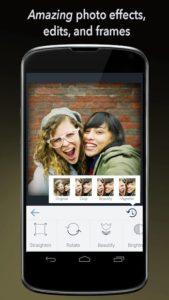 تصویر محیط BeFunky Photo Editor Pro v6.2.8