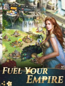تصویر محیط Rise of the Kings v1.7.5 build 129
