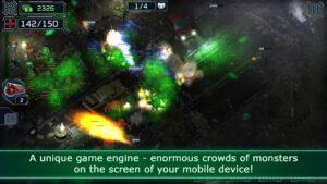 تصویر محیط Alien Shooter TD v1.6.7 + data