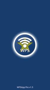 تصویر محیط WPSApp Pro v1.6.35