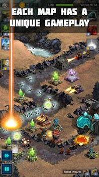 Ancient Planet Tower Defense v1.1.42