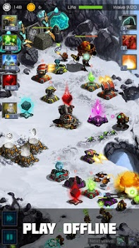 Ancient Planet Tower Defense v1.1.23