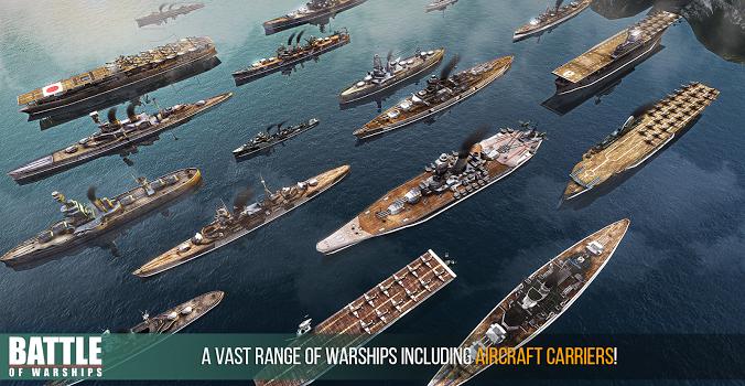 Battle of Warships v1.66.11 + data