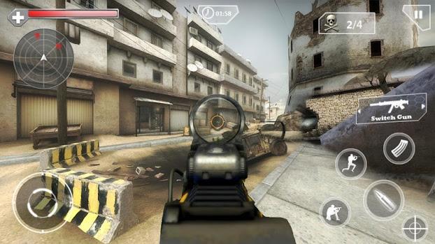Counter Terrorist Sniper Shoot v1.1