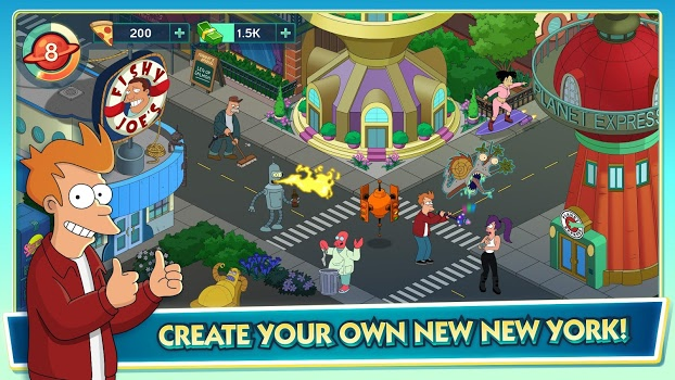 Futurama: Worlds of Tomorrow v1.5.5