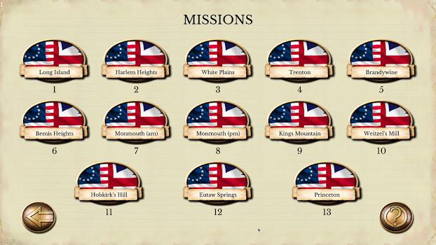 Hold the Line: The American Revolution v1.0 + data