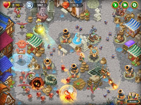Holy TD: Epic Tower Defense v1.38