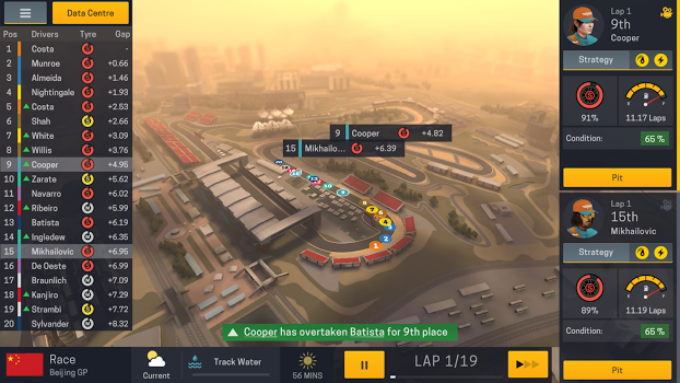 Motorsport Manager Mobile 2 v1.1.3 + data