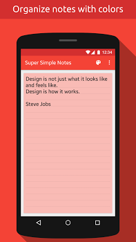 Super Simple Notes v1.2.0