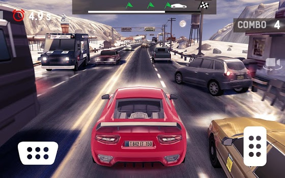 Traffic Xtreme 3D: Fast Car Racing & Highway Speed v1.00